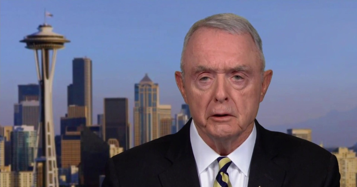 Full McCaffrey: 'We genuinely do not want a shooting war with Iran'
