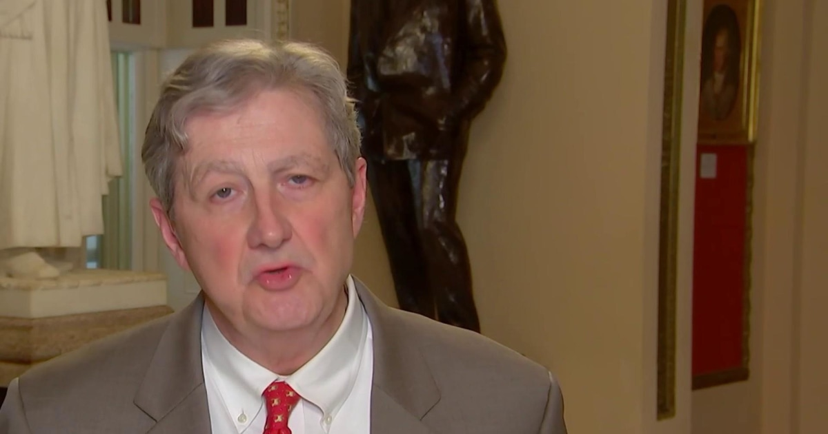 Full Kennedy on impeachment: 'Urinate or get off the pot'