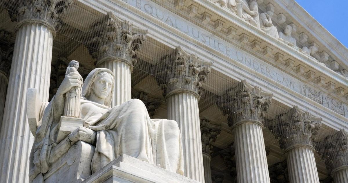Supreme Court blocks rulings requiring new U.S. House maps for Ohio, Michigan