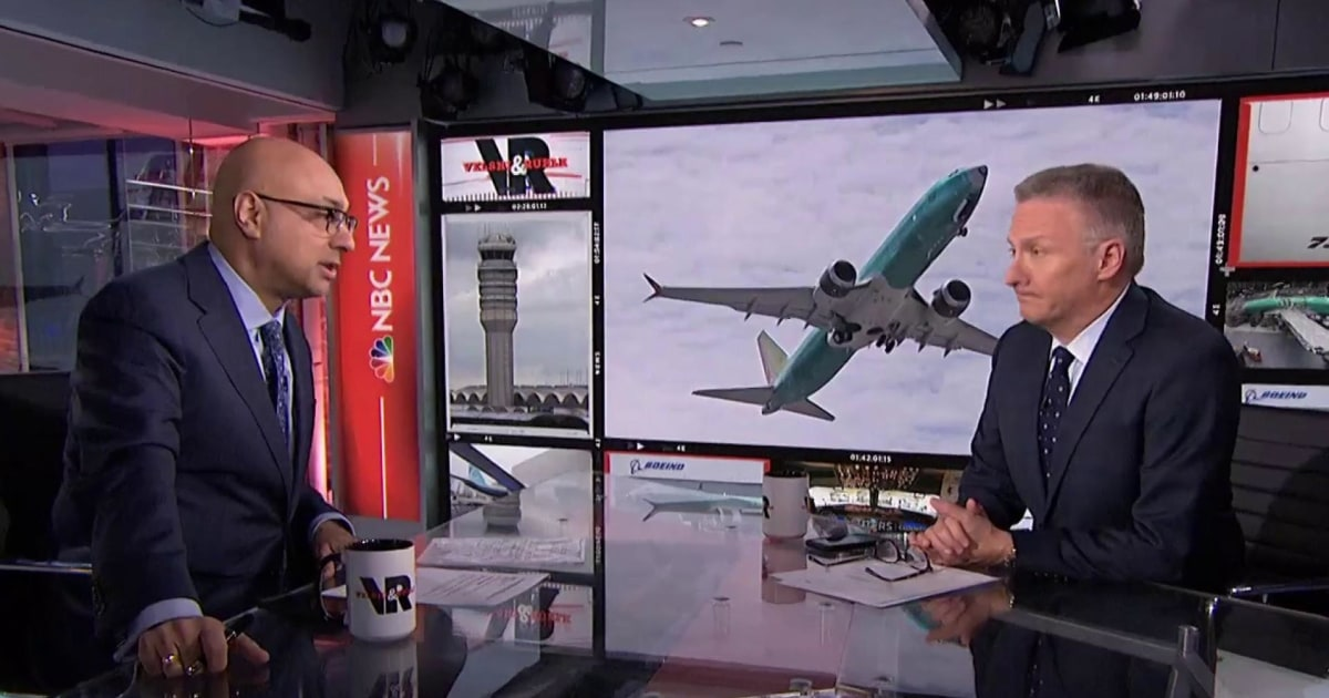 Ethiopian Airlines CEO calling out Boeing for 737 Max 8 malfunctions
