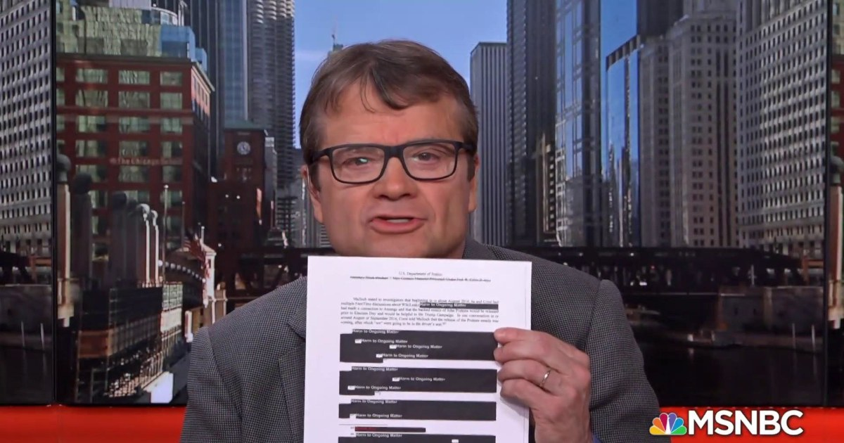 Rep. Quigley on lengths Dems willing to go for full Mueller report