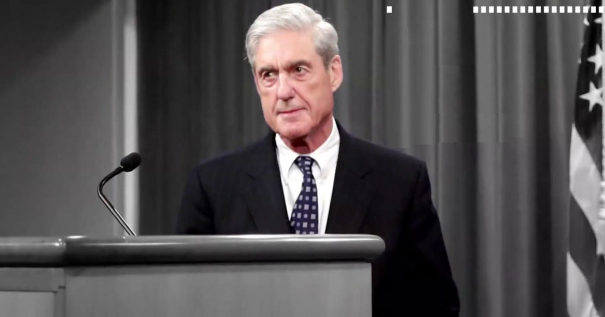 WAPO: Senators are now talking about getting Mueller to testify