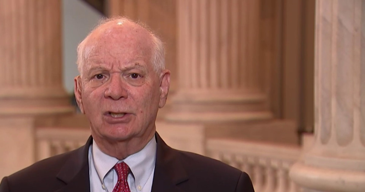 Full Cardin: 'There is a real risk of miscalculation that can lead to an armed conflict'