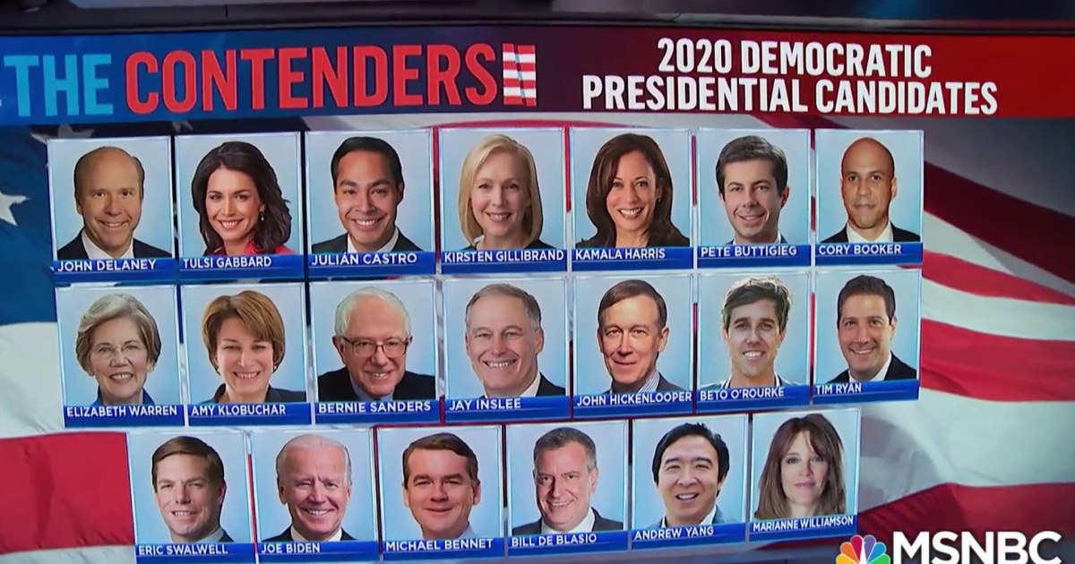 What's the best strategy for 2020 Democrats looking to stand out on the stage?