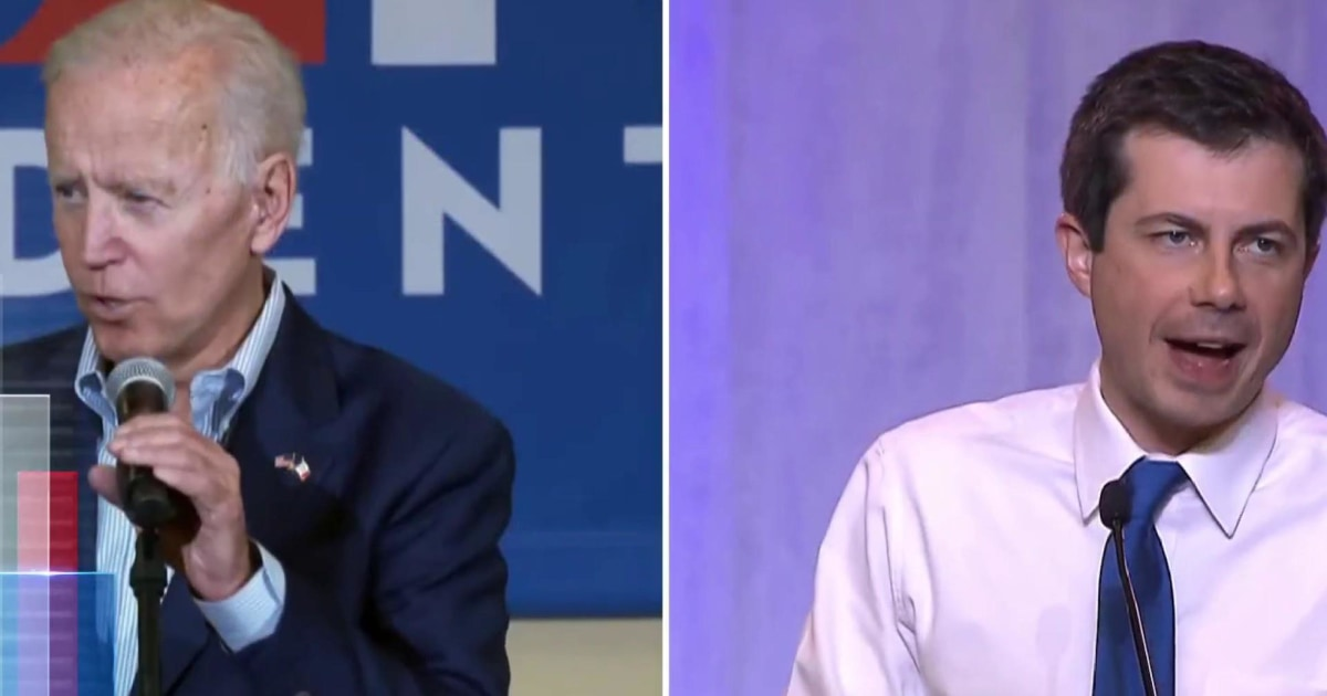Buttigieg, Biden confront race issues days ahead of first debate