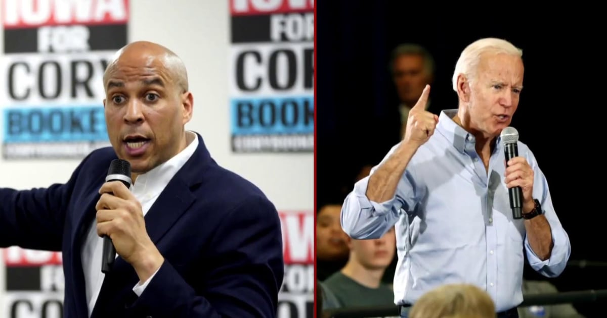 Did the Biden controversy create an opening for one of his rivals?