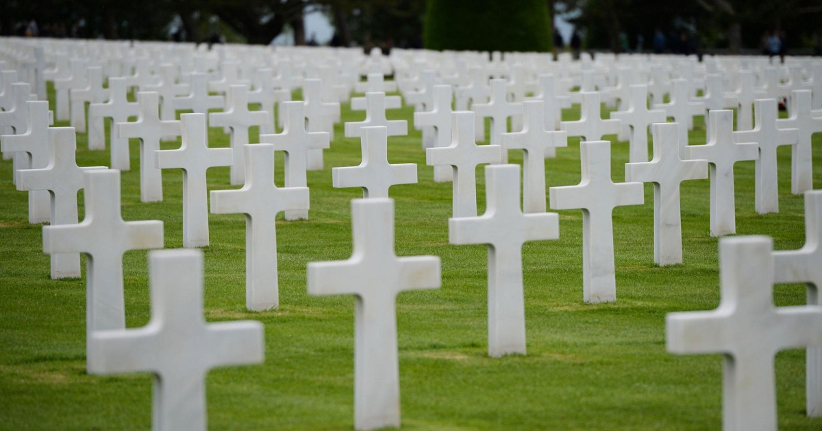 Special Report: Ceremony to mark 75th anniversary of D-Day ...