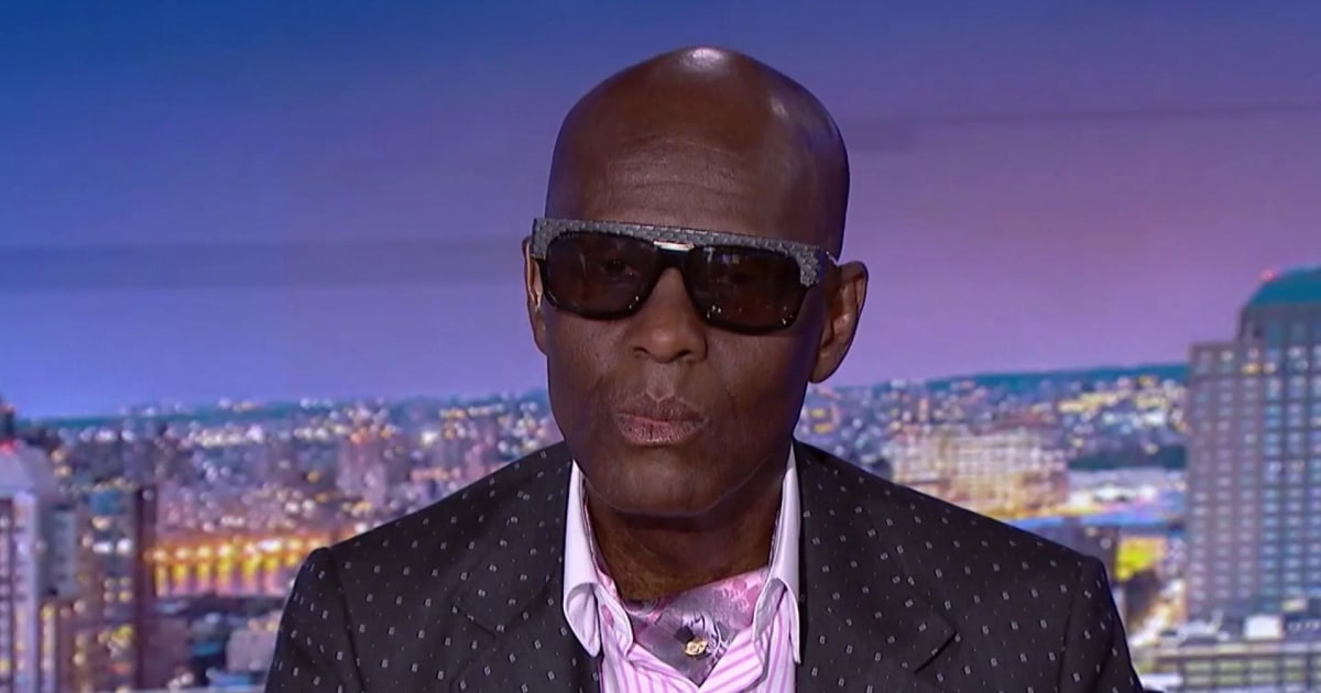 Fashion Icon Dapper Dan's success secret: Put pride over ego