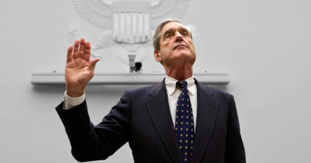 Trump and Capitol Hill ready for Mueller's potentially historic testimony