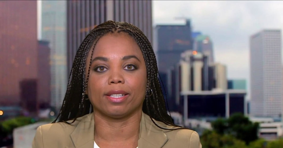 Jemele Hill: I don't know what's so far left about equality and health care