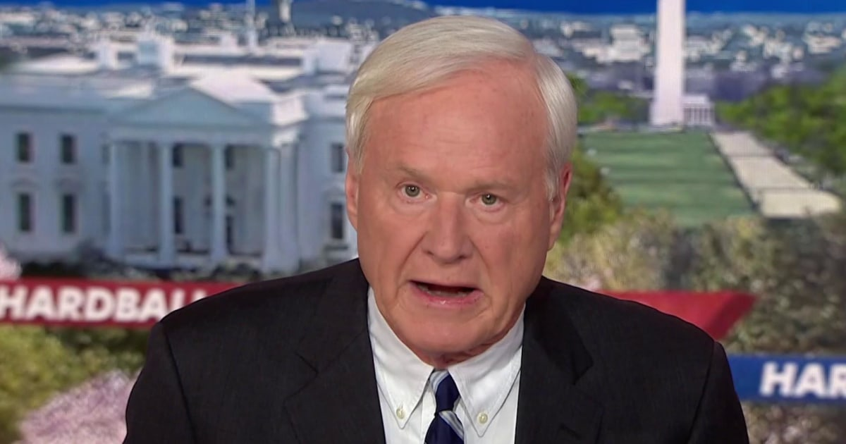 Chris Matthews: Trump amplified his racist language from 'dog whistle to bugle call'