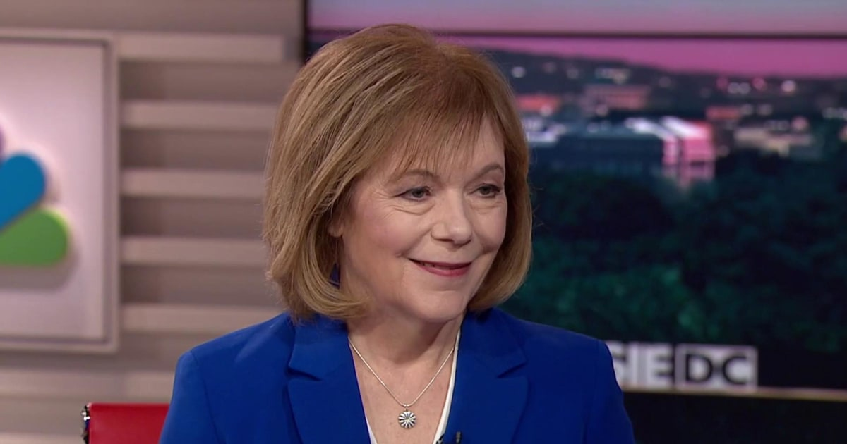 Sen. Smith on Mitch McConnell, 'I'm increasingly thinking his leadership is a big, fat threat'