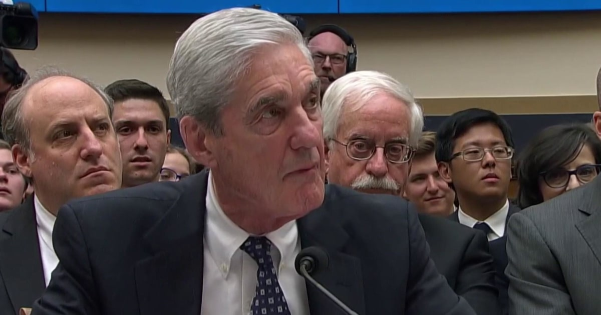 Some surprises among damning Mueller testimony, bad day for Trump