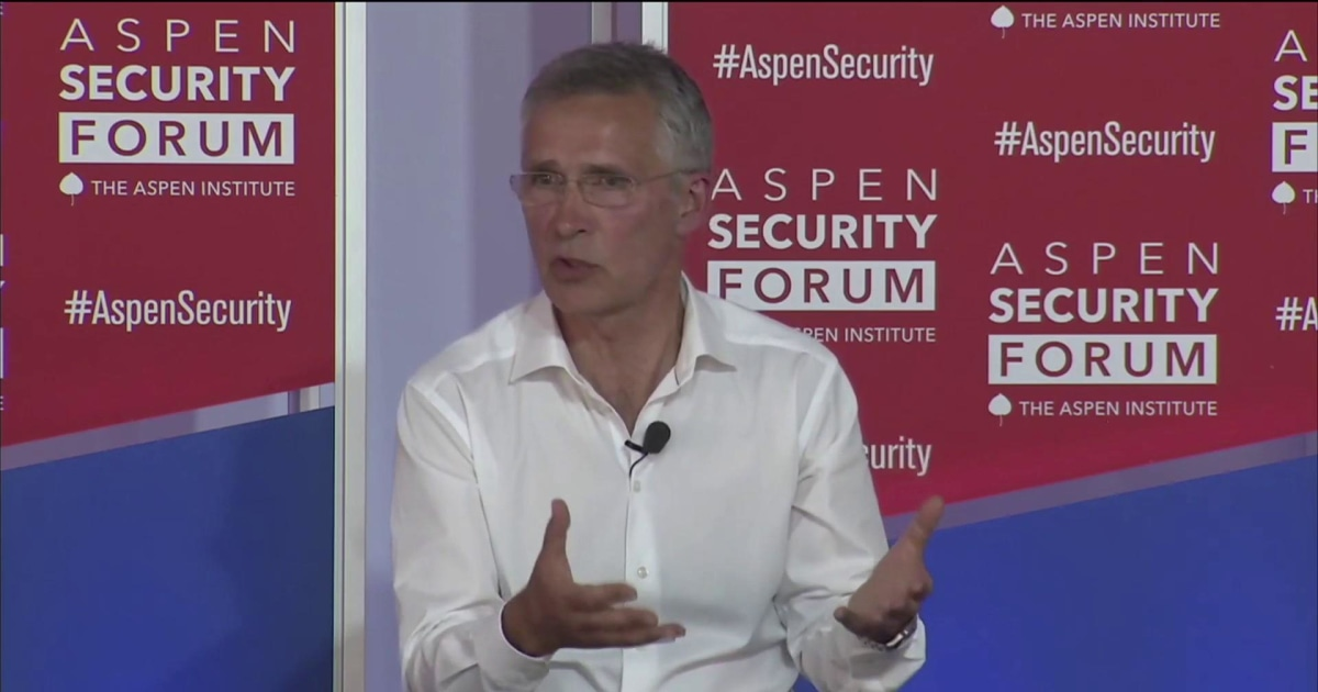 NATO Secretary General: attempts to weaken NATO with cyber threats have been unsuccessful