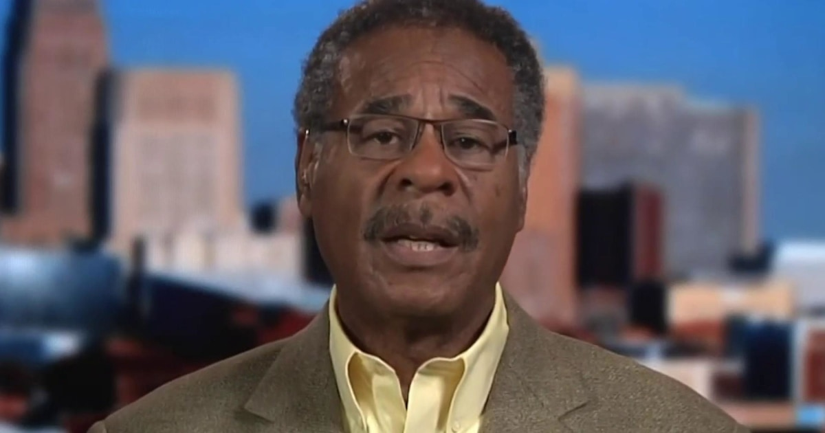 Rep. Cleaver on Trump attacks: his words are 'racially insensitive, damaging'
