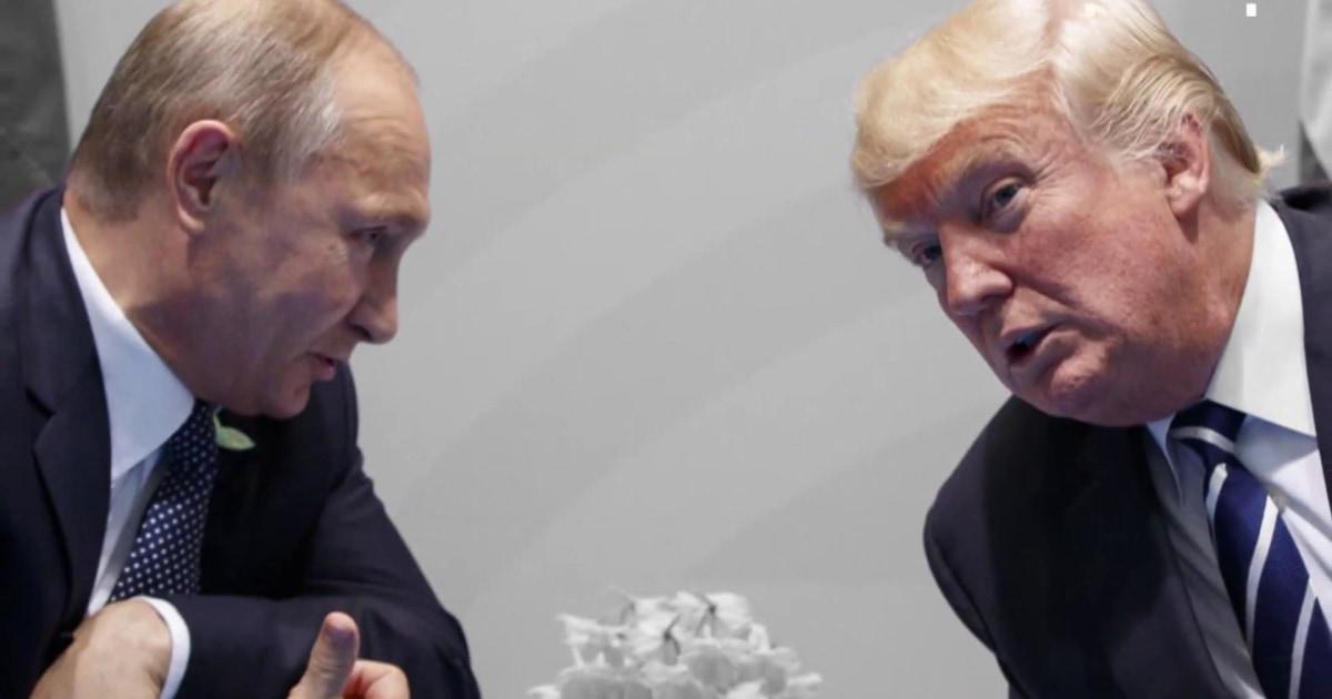 Michael McFaul: Trump suggesting Russia should rejoin G7 makes him look weak