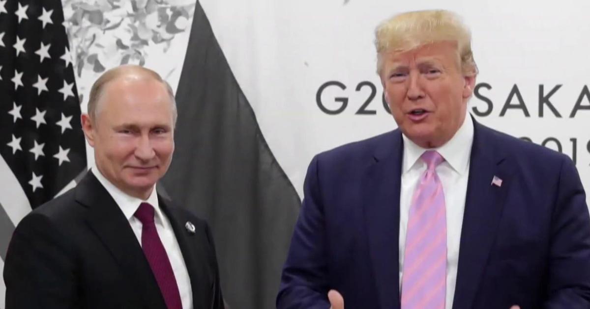 943 days into his term, Trump still thinks Putin is a friend instead of a foe