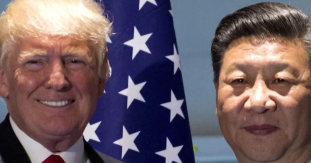 Stocks fall as Trump, China escalate trade war