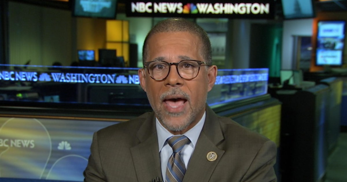Rep. Anthony Brown on impeachment: 'We have a president who is a racist, misogynist and xenophobic'