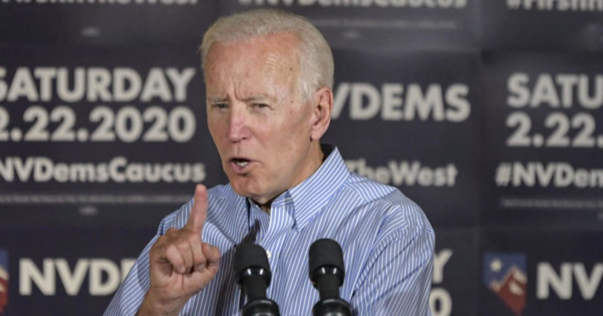 Joe Biden's praise of 'good Republicans out there'