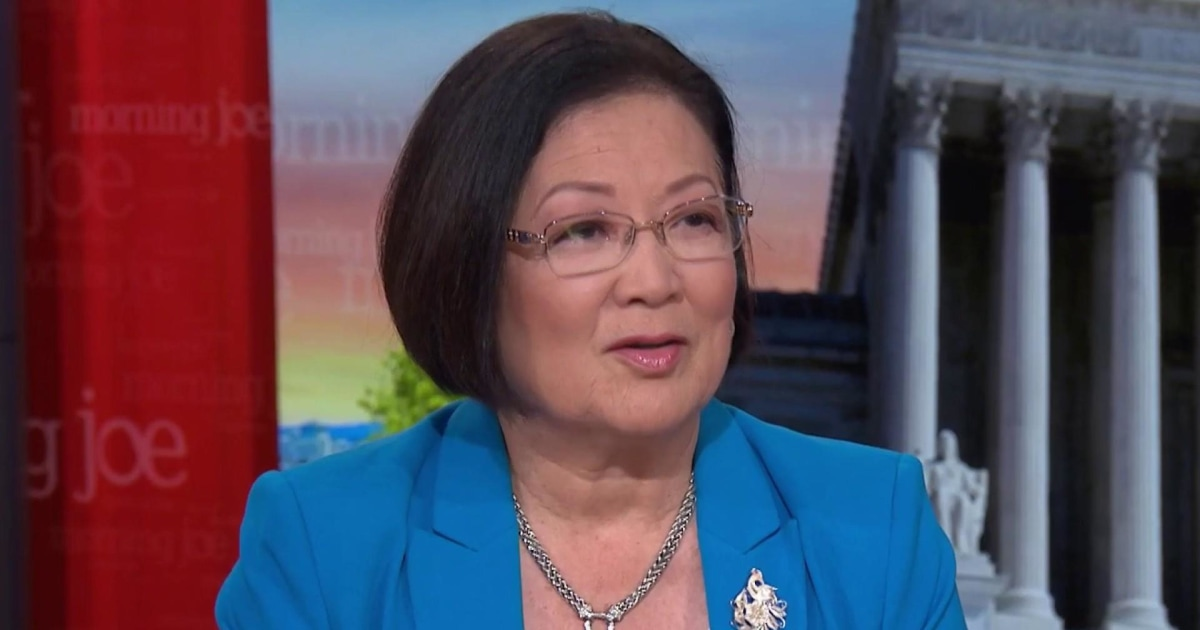 Sen. Hirono calls 'B.S.' on Trump admin's proposed 'wealth standard' for immigration
