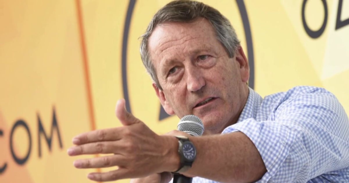 As he mulls 2020, is there space for Mark Sanford?