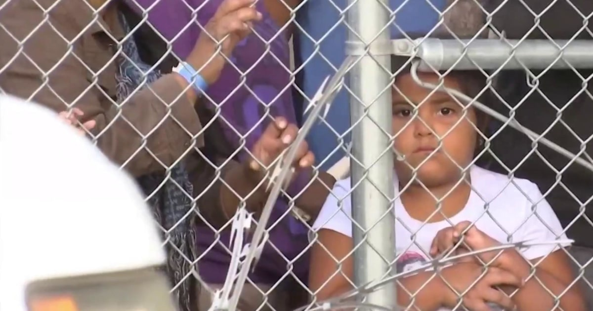 Trump administration to lift limit on how long migrant families can be detained