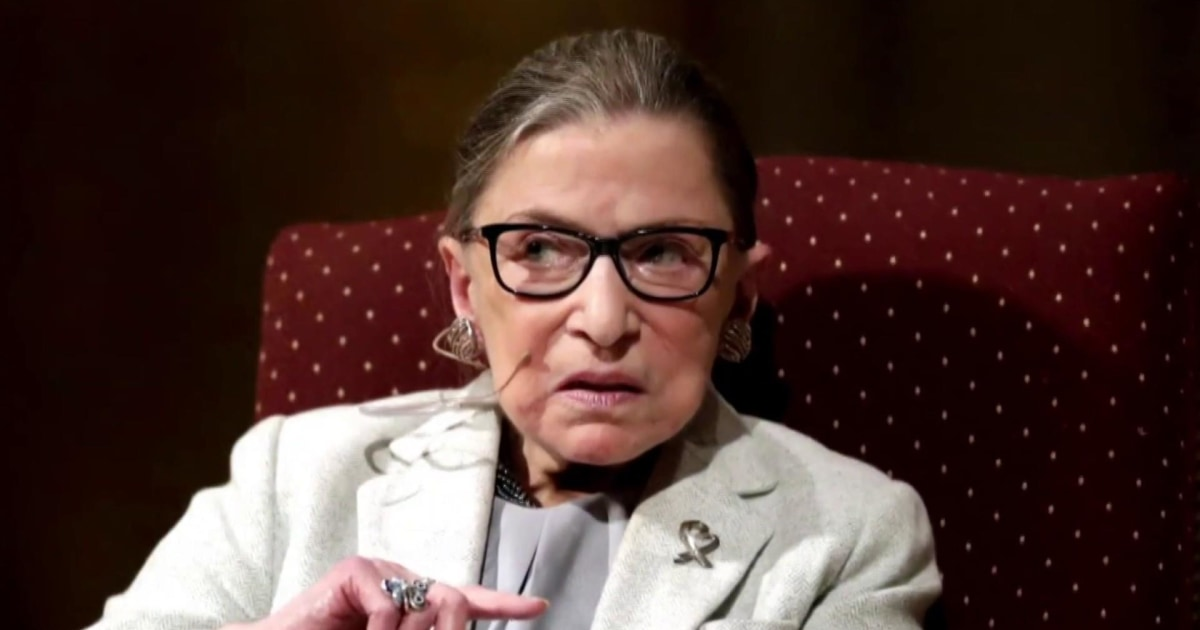 Justice Ruth Bader Ginsburg has undergone more cancer treatment