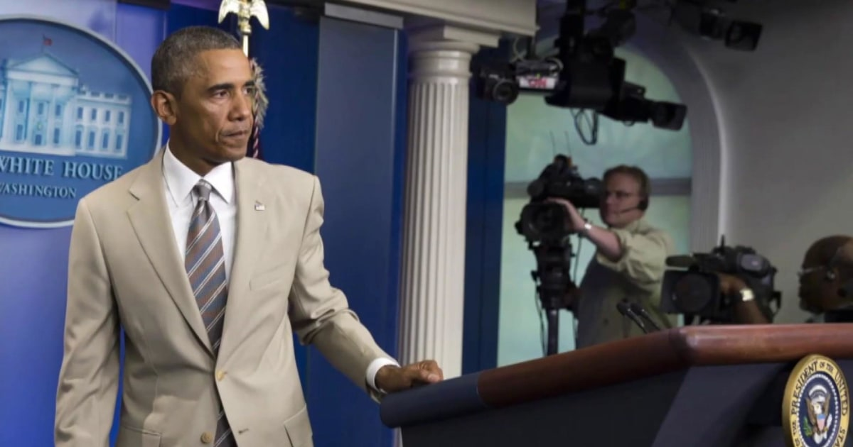 President Obama's tan suit controversy: Five years later
