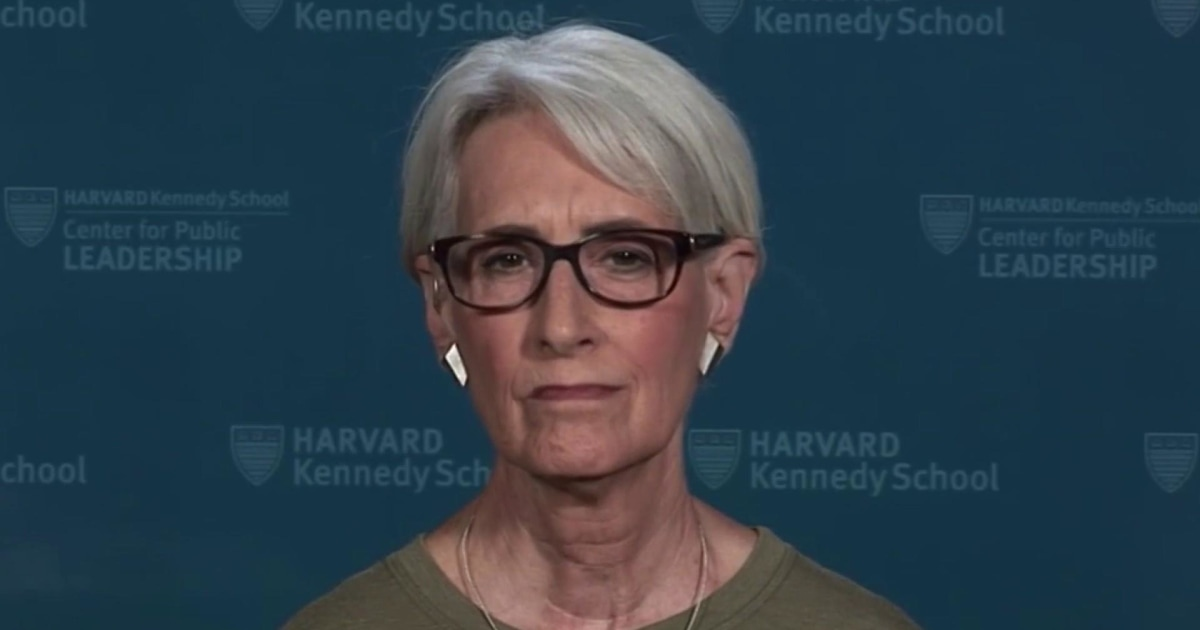 Wendy Sherman: Hong Kong protesters are calling for Democracy