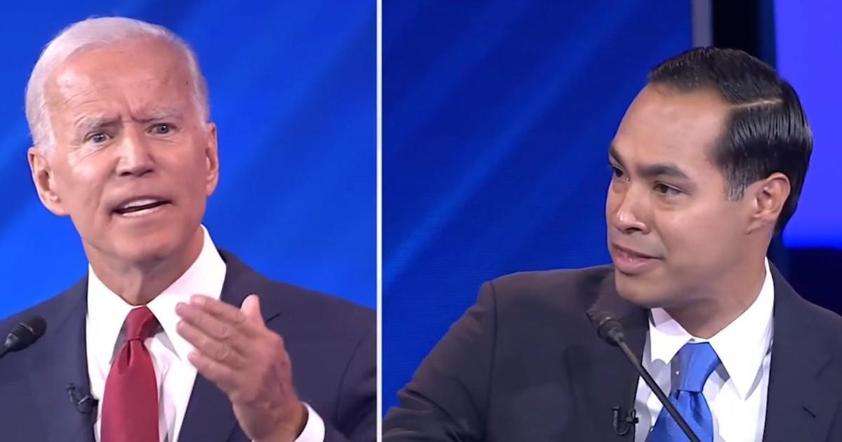 Debat demokratis: Menonton Castro pergi setelah Biden dan Yang 'besar' kejutan