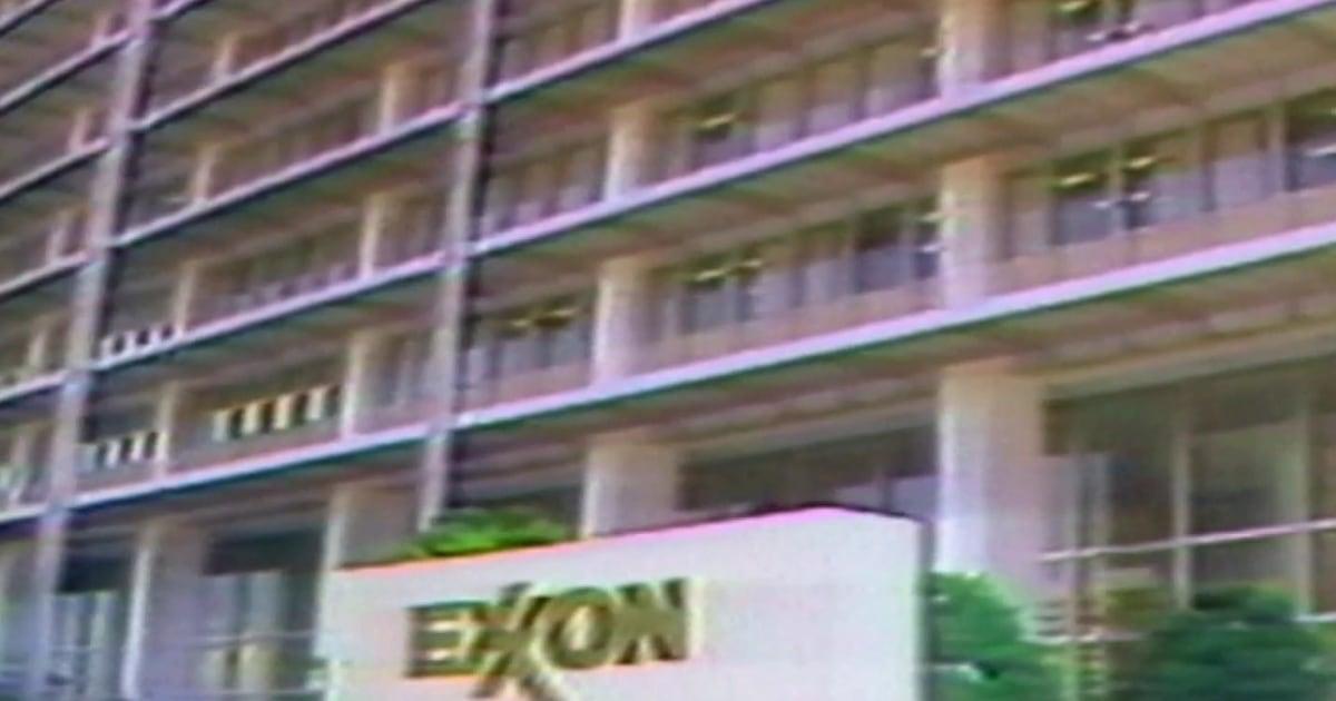 Exxon knew about climate change long ago - MSNBC