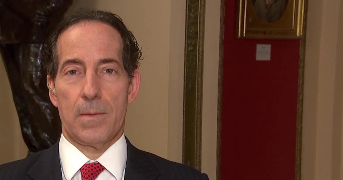 Rep. Jamie Raskin: A subpoena is 'not an optional thing'