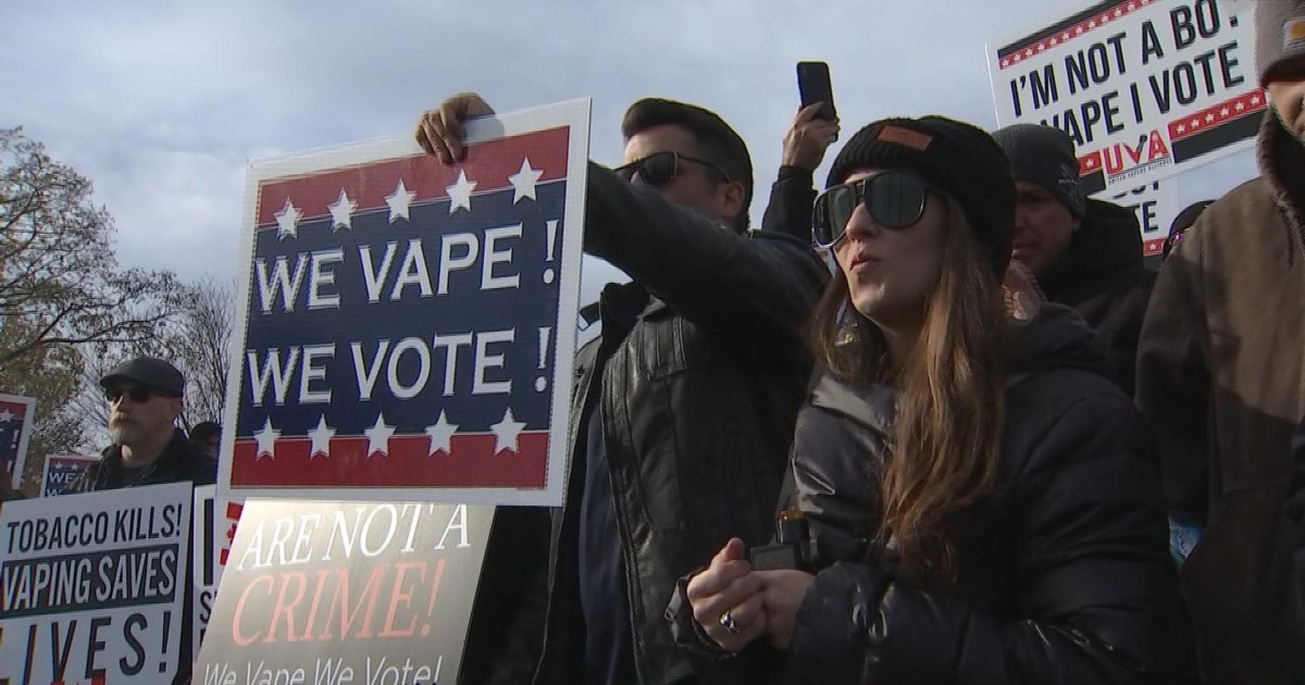 White House to announce ban on flavored vaping products