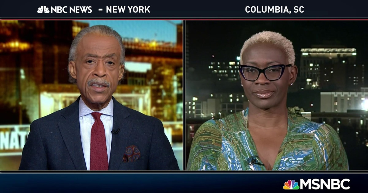 Nina Turner on Bernie Sanders' support among African Americans