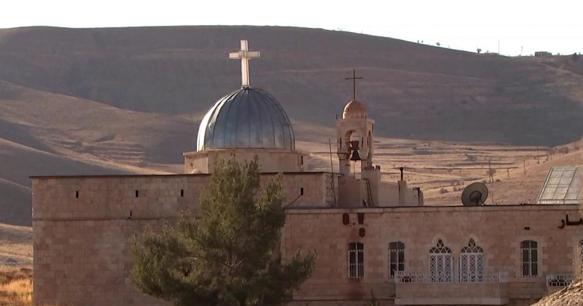 Χωριό στη Συρία γιορτάζει τα Χριστούγεννα μετά την πτώση του ISIS