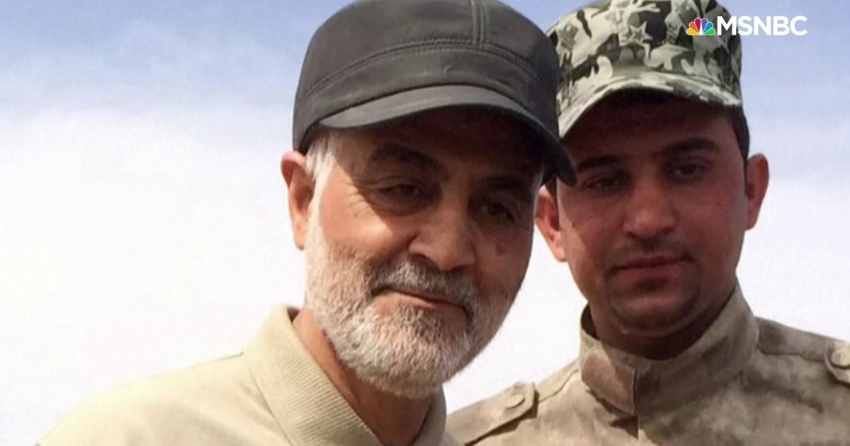 US strike on Suleimani 'extremely significant escalation' in US-Iran tensions
