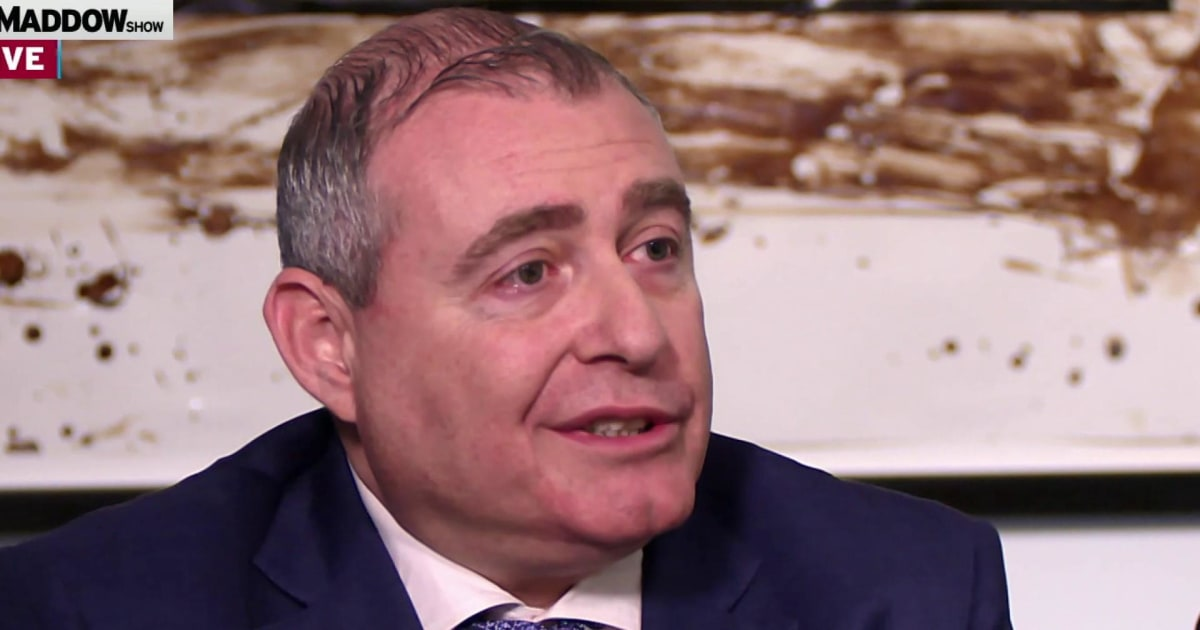 Lev Parnas:社長の切り札は何もかも知ってたんだしています。