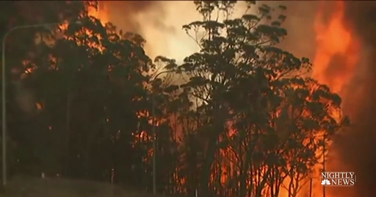 Αυστραλία πυρκαγιές αφήστε τουλάχιστον 17 νεκροί