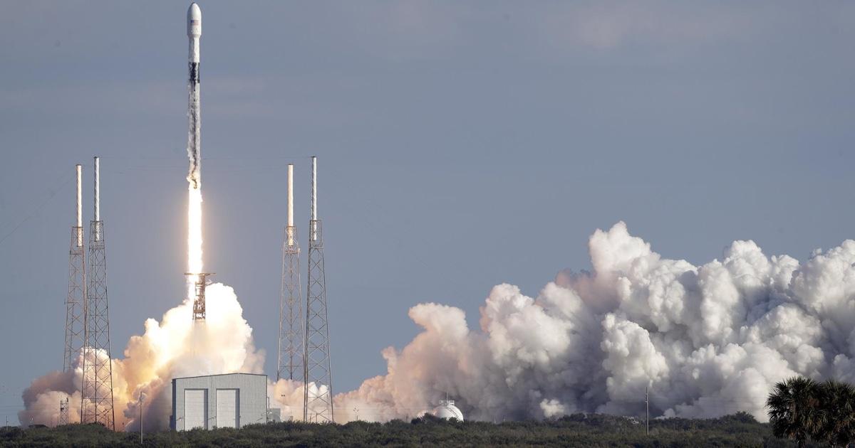 Uhr: SpaceX startet und zerstört die Rakete zu testen Raumsonde escape-Fähigkeiten