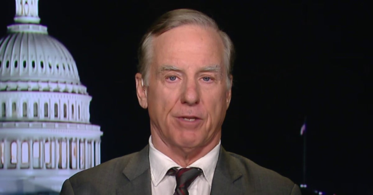 Coronavirus crisis? Dr. Howard Dean says Trump lying about looming medical crisis