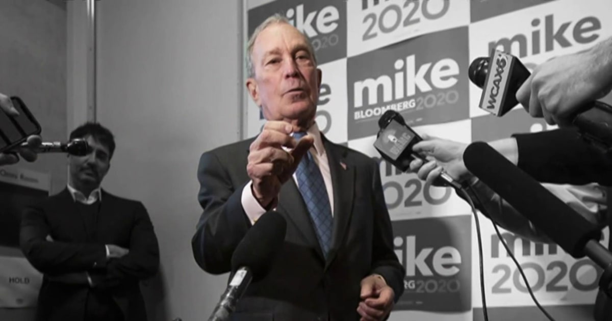 Skipping Iowa and New Hampshire, Bloomberg builds a national political army