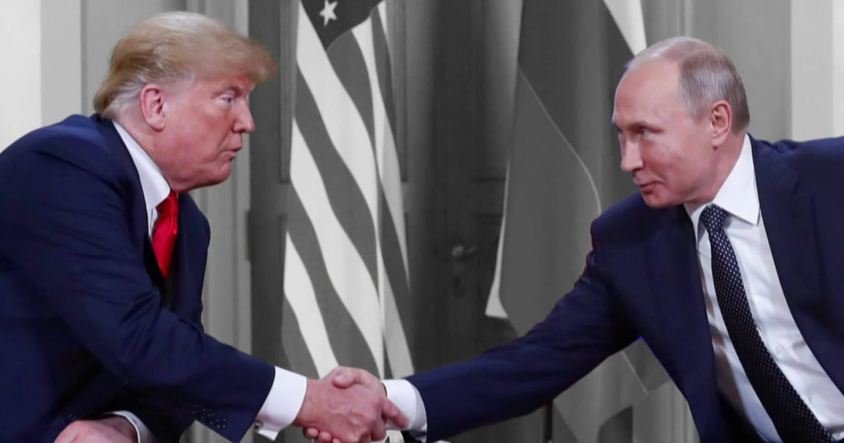Frank Figliuzzi: If Trump does nothing, he's aiding and abetting Russia
