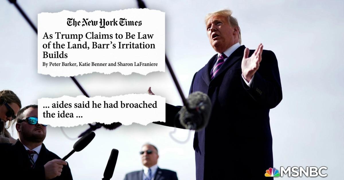 Trump broached idea of pardon for Stone,...
