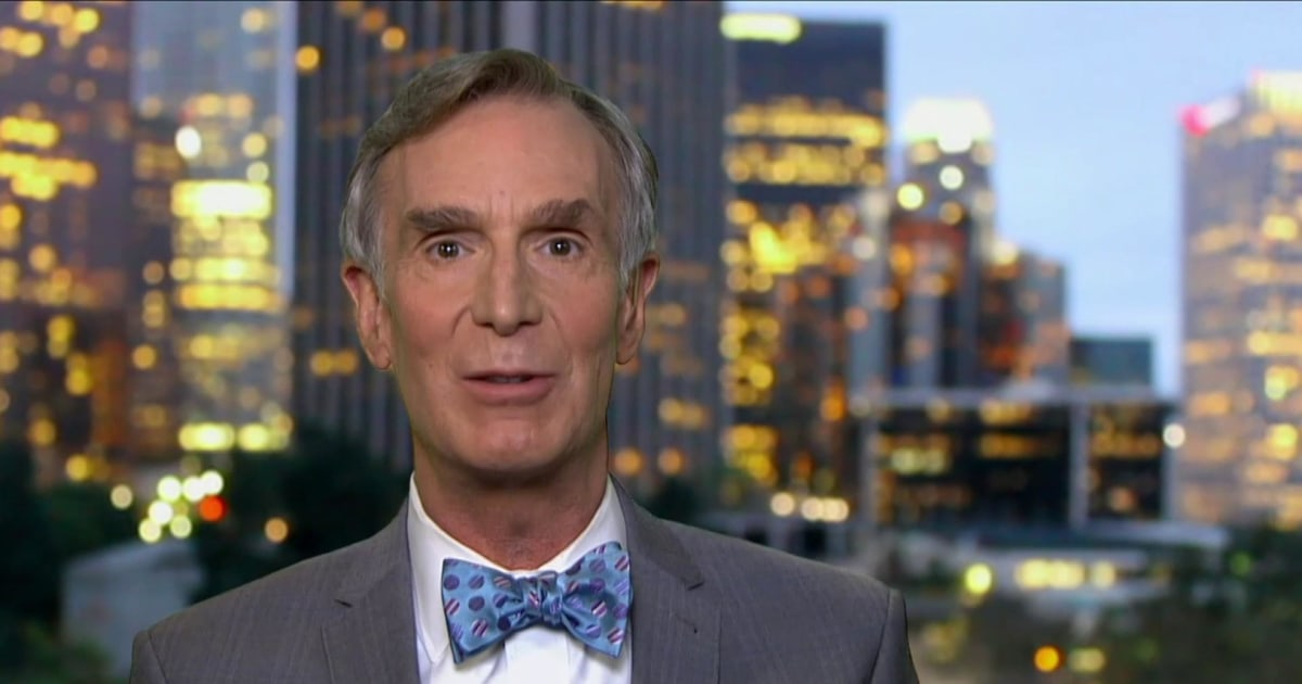 Bill Nye on climate change: We can fix this