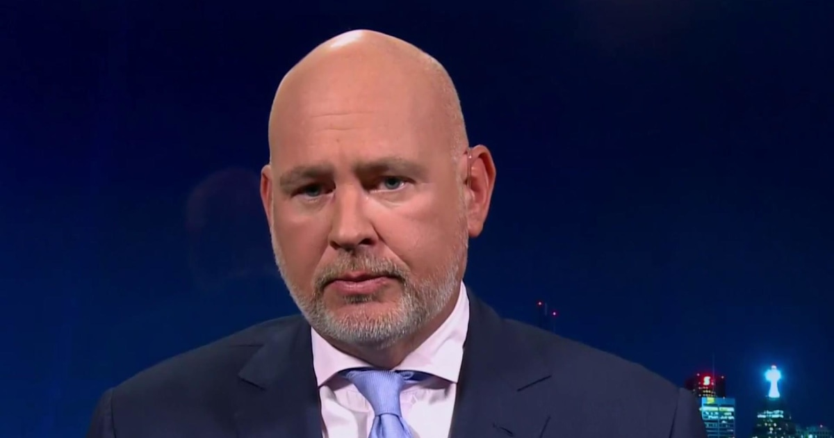 Steve Schmidt says Trump not wanting Congress briefed on Russia interference 'An abuse of power'