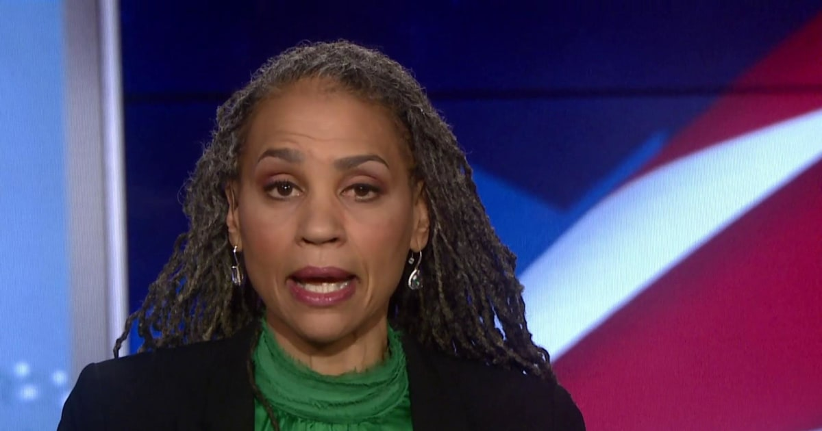 Maya Wiley on Sotomayor raising concerns about Trump: She's got the receipts