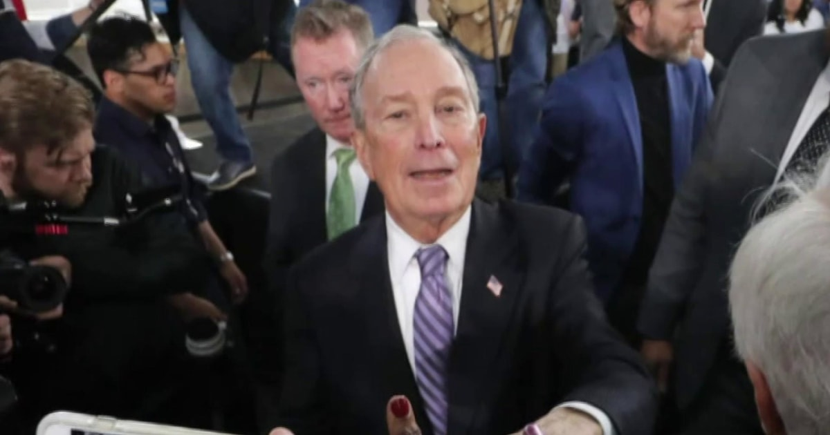 Bloomberg 2020 advisor: Stop-and-frisk was egregious