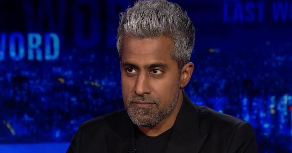 Anand Giridharadas: All Democratic candidates should be asked one debate question