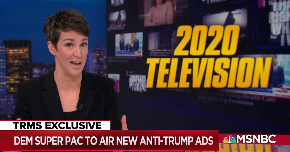 Democratic Super PAC set to air new anti-Trump ads in key states